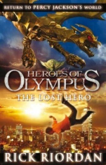 Reading Heroes of Olympus : The Lost Hero