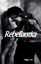 Star Wars - Rebeliantka by Megs1709