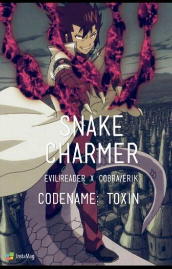 Snake Charmer [Cobra/Erik x Reader]