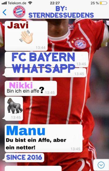 FC Bayern WhatsApp