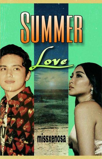Summer Love (Jadine Fanfic)