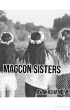MAGCON SISTERS by akashamorris
