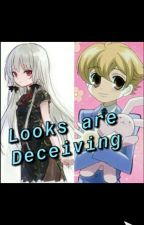 Honey X OC: Looks Can Be Deceiving by RubyShinohara