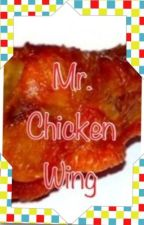 Mr. Chicken Wing by DooDles15