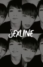 Sexline | Vkook (On Hold) by -sucktae