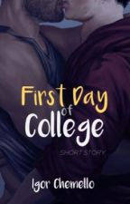 First Day of College by Glcharles8