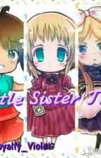 The Little Sister Trio  by Royalty_Violet