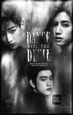 dance with the devil + markjin. by nyxta-