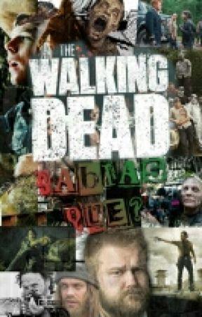 Sabias que...? The Walking Dead  by EstefanyOrtVela