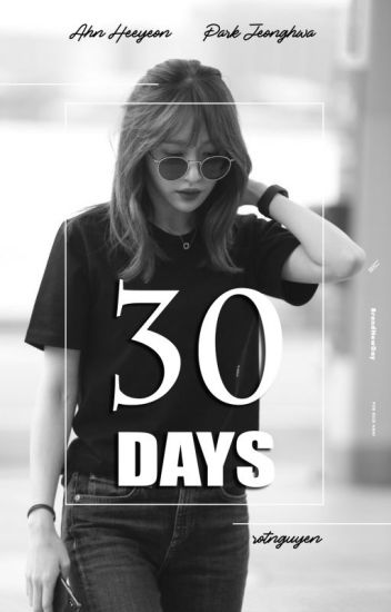 30 days [HAJUNG]