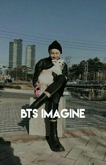 BTS IMAGINE 🕓 (on-hold)