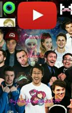 Youtubers X Reader by naylasalazar52