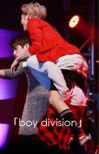 boy division// markjin by itsradioactive