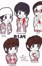 B1A4 FF by Lalupy