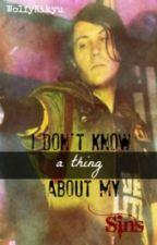 I Don't Know A Thing About My Sins (ferard) by wolfykikyu