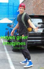 Hayes grier imagines by feelinggolden