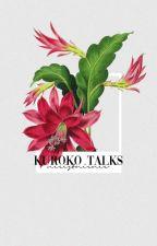 Talks 「Kuroko no Basket」 by traverius