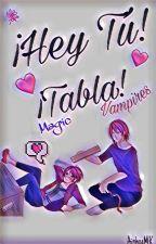 ¡Hey Tu, Tabla! {Castiel CDM} by AinhoaMK