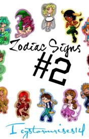 Zodiac Signs #2 by Icystormrises14