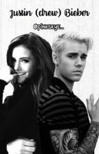 Justin (Drew) Bieber.  by pinkskye_