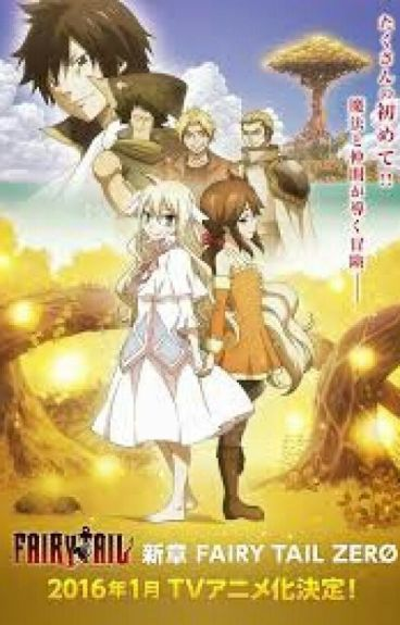 The Birth of Fairy Tail (Fairy Tail Zero fanfic)