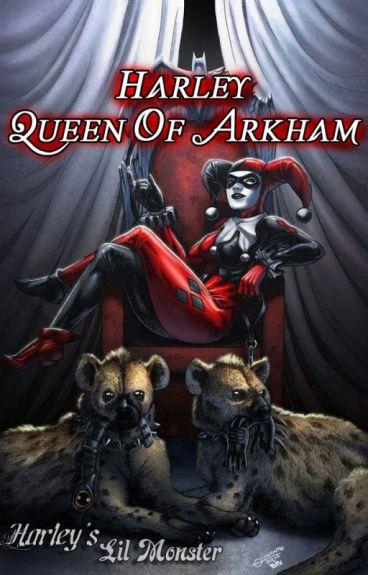 Harley Queen of Arkham