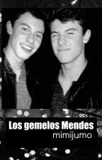 Los gemelos Mendes s.m by MimiJumo