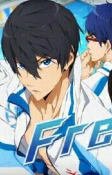 Anime Free! Swim klub x (t/i)