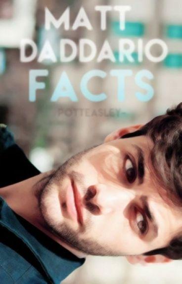 Matthew Daddario Facts