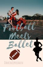 Football Meets Ballet by DancinLeprechaun