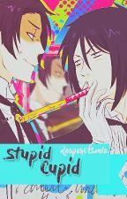 Stupid Cupid ; Claude x Sebas by -homuncugrell