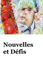 Nouvelles et défis by LawrenceSingclear