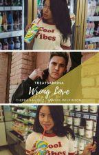 Wrong Love ;;; sammy wilkinson by xgilinxsky