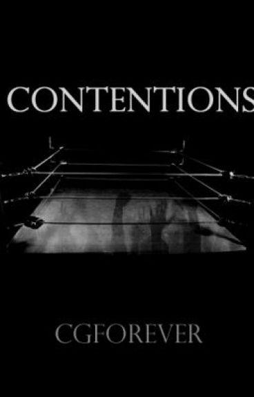 Contentions(A Liam Payne AU)