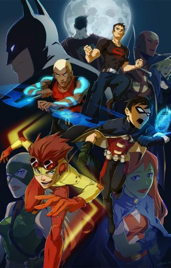 Young Justice texts