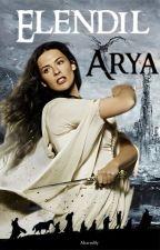Relato de la edad media: Elendil Arya, amiga de los elfos by AlcarinLily