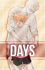 Days ||「TsukiHina」(Haikyuu - Yaoi/Gay) by -Oikawx