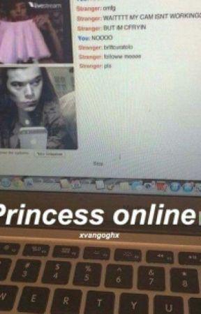 Princess Online  by a_bzurdah