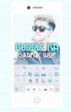 Bubble Tea Graphic Shop by _VgxbbyV_