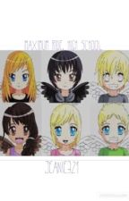 Maximum Ride: High School by borntobehunting