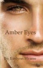 Amber Eyes  by dancer6896
