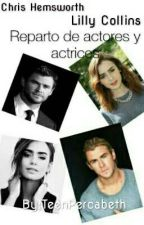 Reparto: Actores y Actrizes  by TeenPercabeth