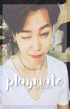Playmate // Jimin Fan Fic 16+ by -mochu
