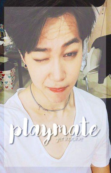 Playmate // Jimin Fan Fic 18+