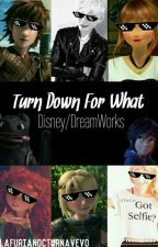 Turn Down For What [Disney/DreamWorks]   by -SnxwGxrl-