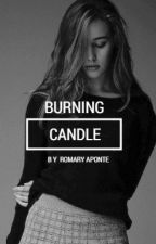 Burning Candle by happyhippie95