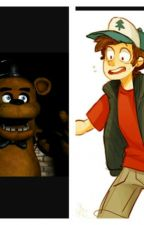 Trouble With Animatronics : Sequel To Dipper X Depressed Reader by jane_4