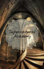 Supernatural Academy (BoyxBoy) by AGONZ34