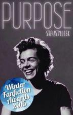 Purpose| H.S AU by stfustylesx