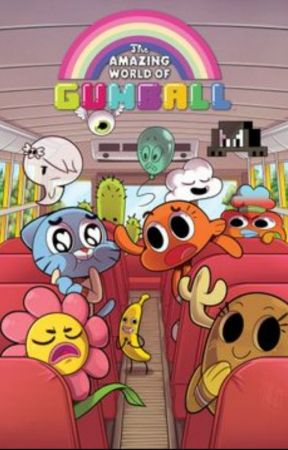 The Amazing World of Gumball x Reader - He Gets Jealous